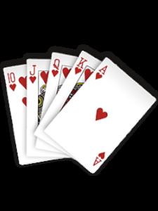 Waardes van pokerhanden